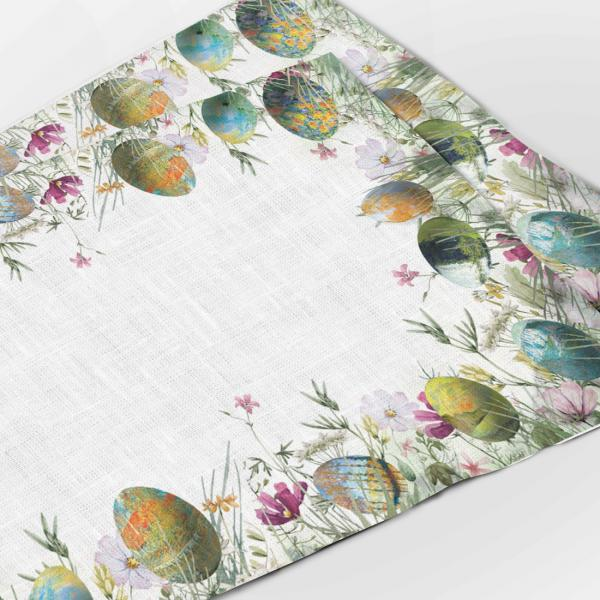 Placemats set / Easter Eggs
