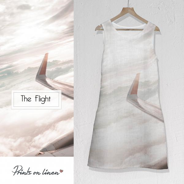 Linen dress / The Flight