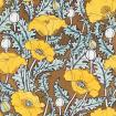 Yellow Poppies William Morris