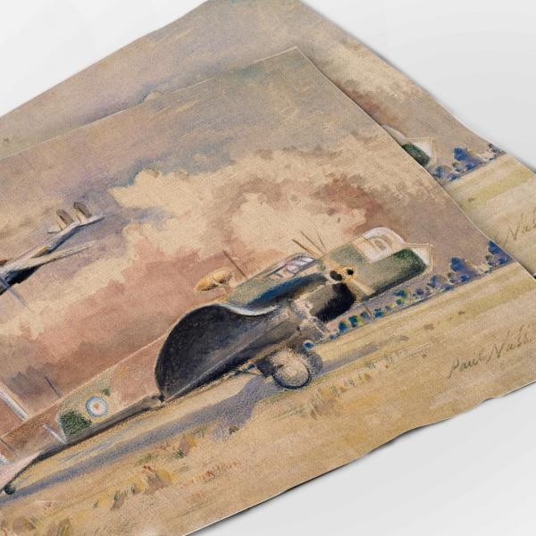 Placemats set / Whitley Bombers Sunning