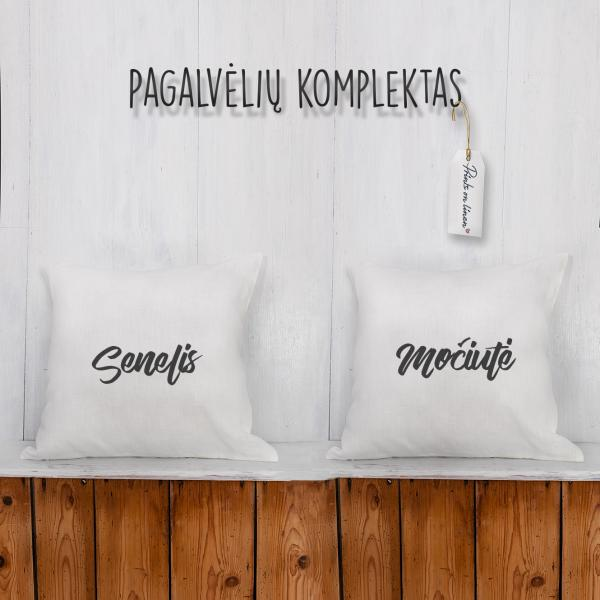 Two cushion cover set