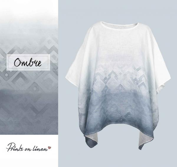 One size tunic / Ombre