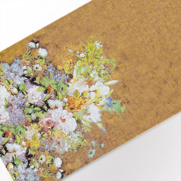 Table runner / Spring Bouquet