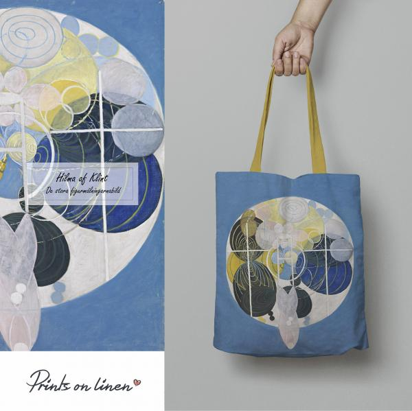 Tote bag / The Large Figure Paintings