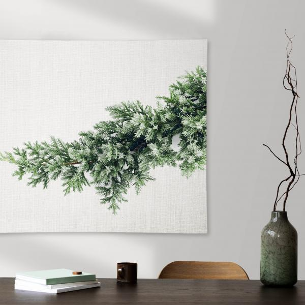 Wall tapestry / Pine Branch
