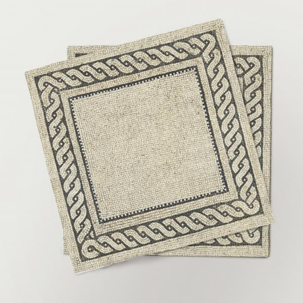 Napkins set / Egyptian Mosaic