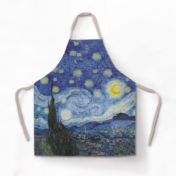 Apron / Starry Night