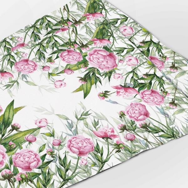 "Placemats ""Peony"""