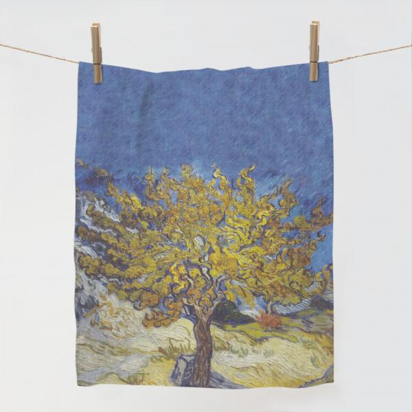 Kitchen towel / Mulberry Tree